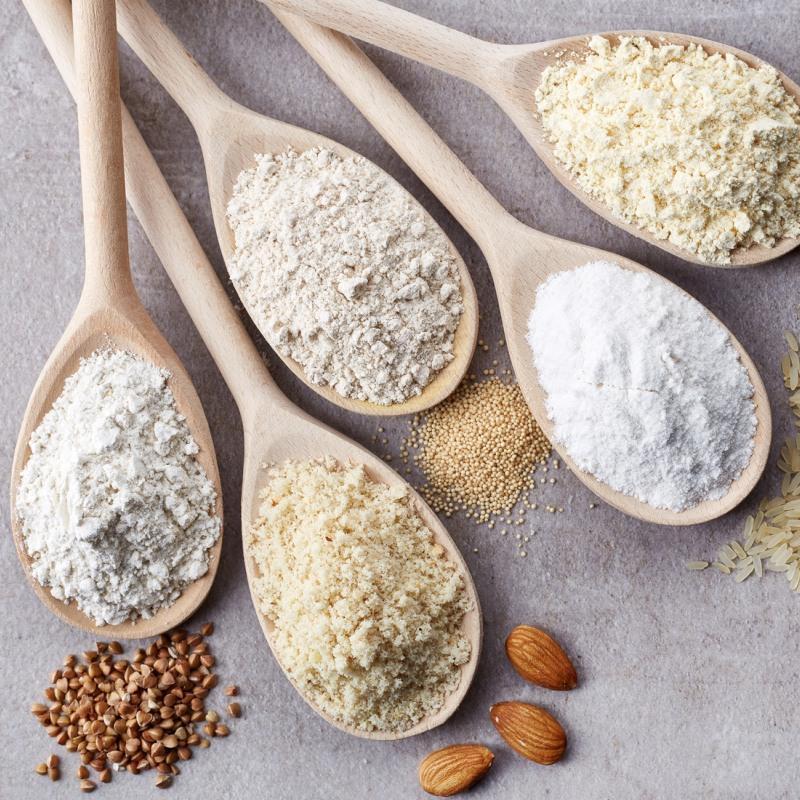 Kasze, Ryże, Mąki
